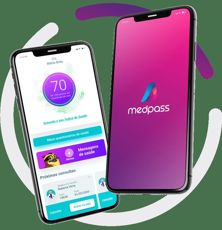 Aplicativo Medpass